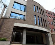 京都事務所の建物外観写真